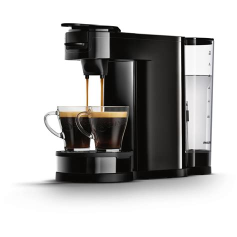 Cafetiere Senseo Switch Cafeti 232 Re Switch Senseo Philips Hd7892 60 Blokker