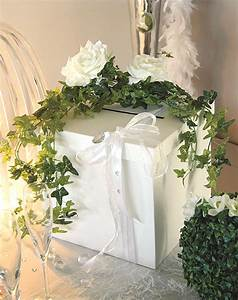 Urne Mariage Champêtre : les urnes et tirelires mariage ~ Melissatoandfro.com Idées de Décoration