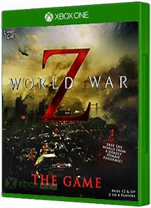 World War Z For Xbox One Xbox One Games Xbox One