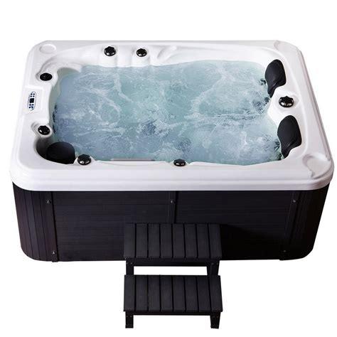 whirlpool garten 3 personen tub whirlpool outdoor 51 d 252 sen heizung ozon g 252 nstig