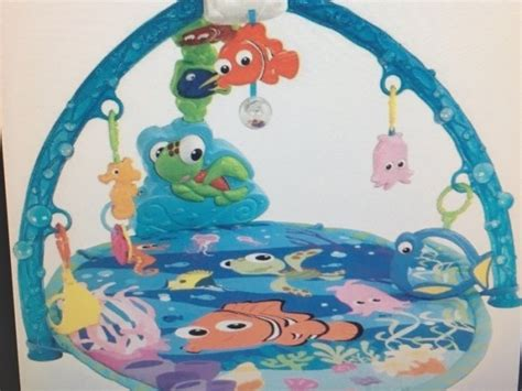 Fisher Price Disney Finding Nemo Play Mat For Sale In