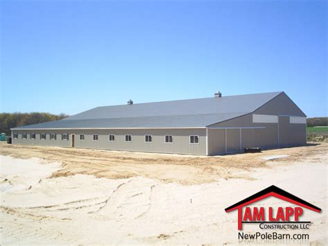 Horse Stable Riding Arena Pole Building Long Island
