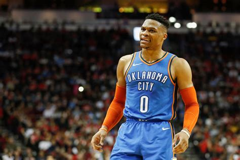 He was not happy about it. 1 Reason Russell Westbrook Should be Thrilled About Moving ...