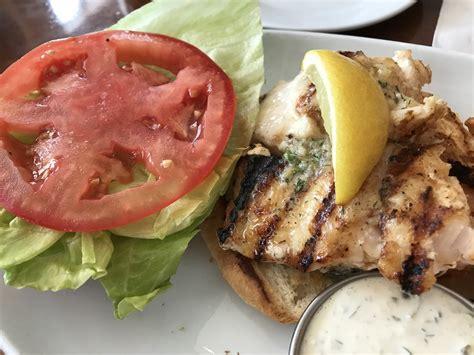 st petersburg seafood beach grouper sandwich florida places fl eat tap