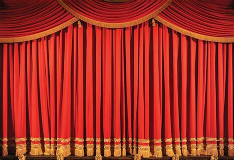 theatre drape the 411 on curtain clean up stage directions