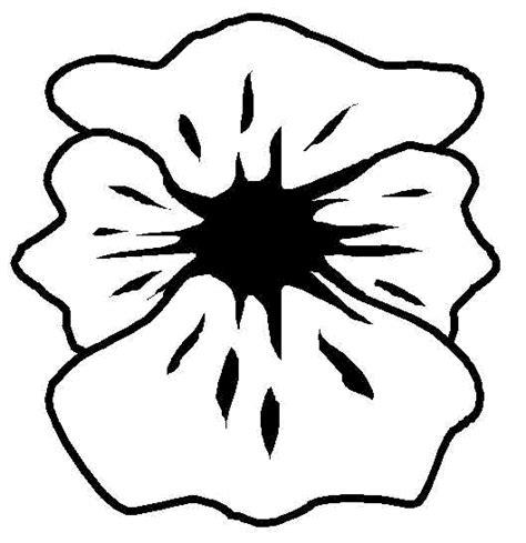 plantillas para pintar flores imagui