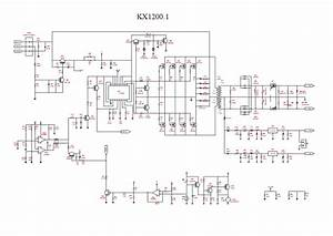 Kicker Kx1200 1 Sch Car Power Amplifier Service Manual