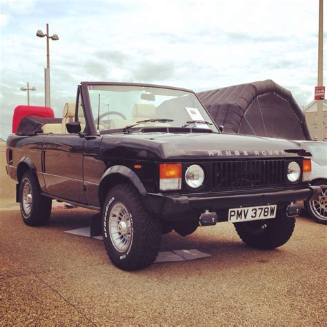 Land Rover Classic by Range Rover Classic Conertible Range Rover