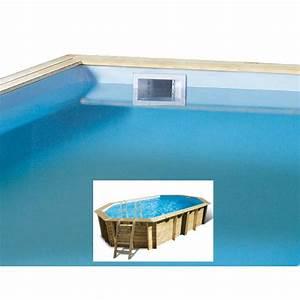 Liner Piscine Octogonale : liner ubbink octogonale allong e pour piscine bois ~ Melissatoandfro.com Idées de Décoration