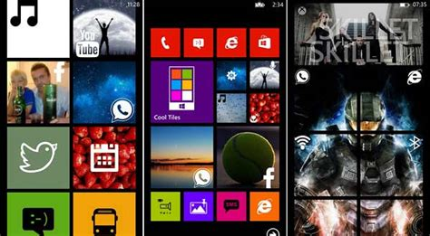 Cool Tiles Mosaicos Personalizados En Windows Phone