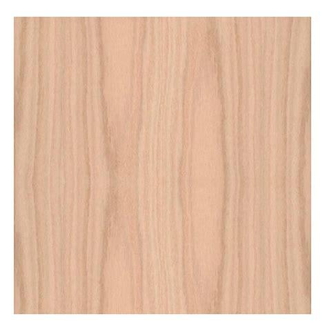 oak veneer sheets home depot sereni t veneer sheet red oak pre glued 24 quot x 96 quot r 233 no d 233 p 244 t