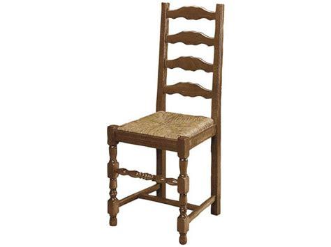 chaise chene massif chaise chene massif paille chaise idées de décoration