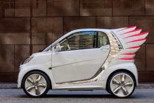 Smart Car with Wings