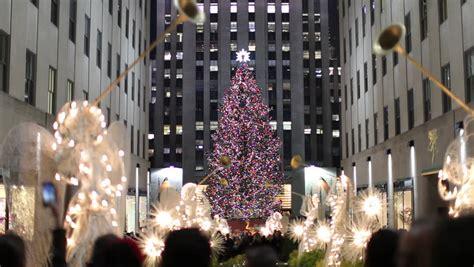 new york circa december 2012 rockefeller center