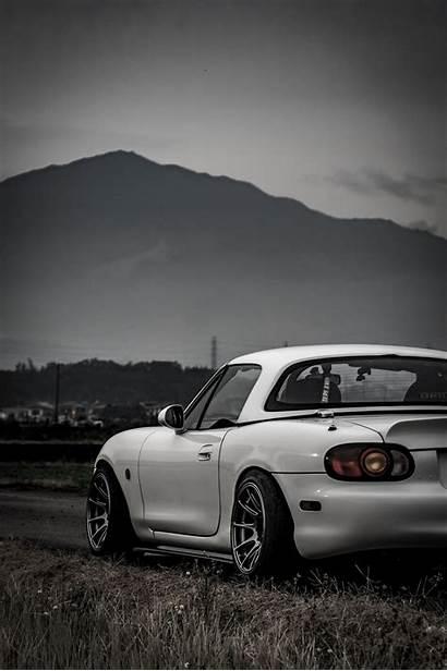 Miata Mazda Iphone Mx Wallpapersqq Expression