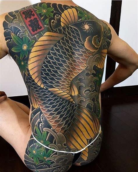 Best 25+ Japanese Back Tattoo Ideas On Pinterest Samurai