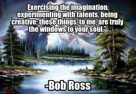 Bob Ross Quote Comp
