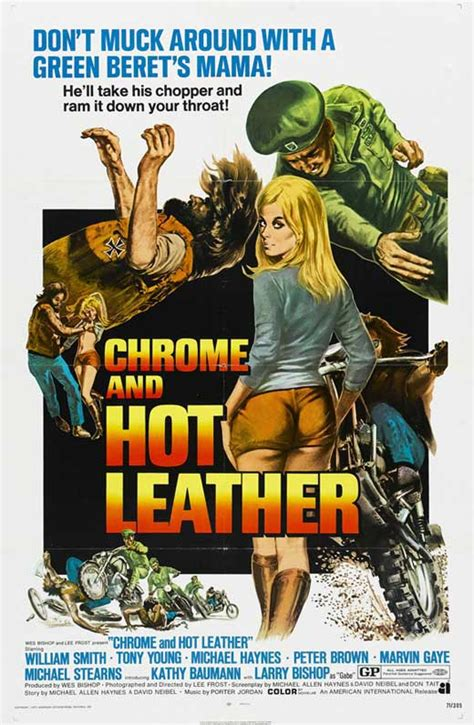 chrome  hot leather  posters   poster shop