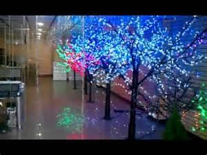 arboles navidad led youtube