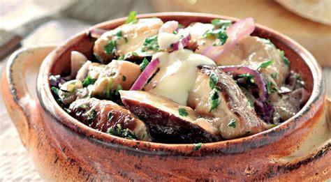греческие закуски фото рецепты