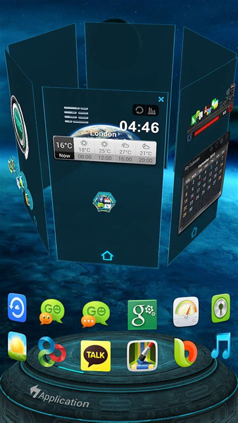 launcher  shell lite apk  android app