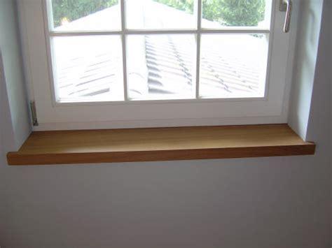 Fensterbank Mit Holz Verkleiden