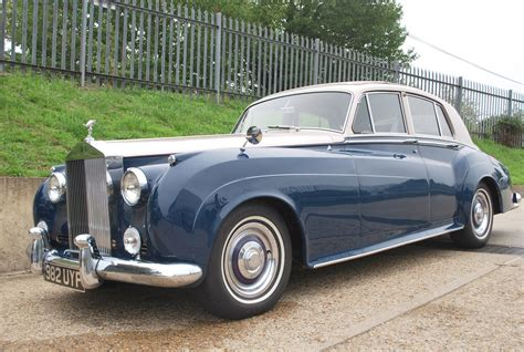 Rolls Royce 1960 by 1960 Rolls Royce Silver Cloud Ii Lwb Coys Of Kensington