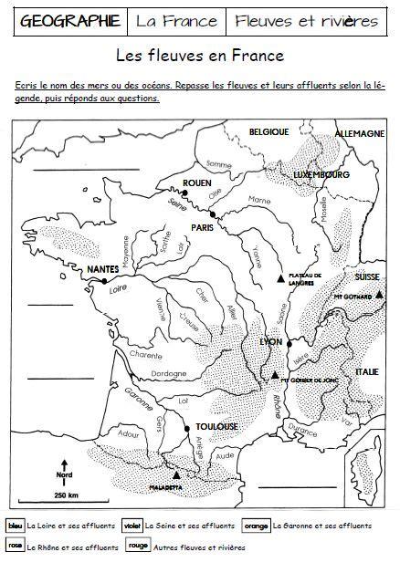 france geography ideas  pinterest