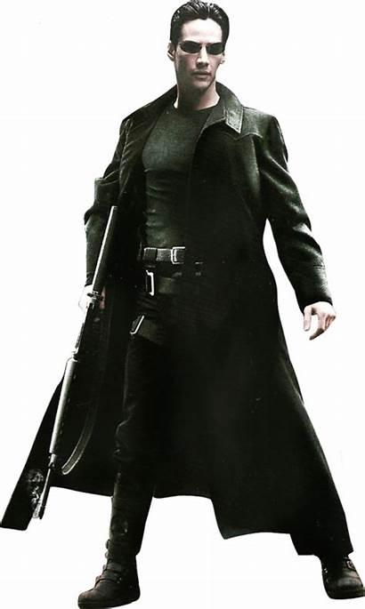 Neo Matrix Keanu Reeves Trinity Render Fast