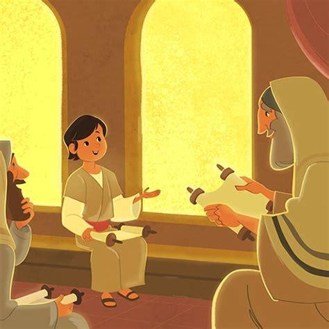 jesus parents connect page childrens bible