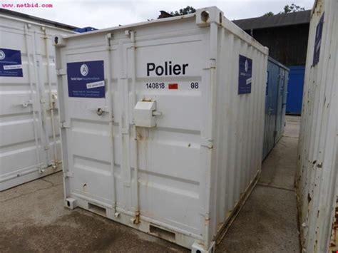 materialcontainer gebraucht kaufen 9 180 materialcontainer gebraucht kaufen auction premium
