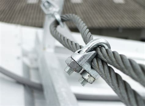 Mit Stahlseilen by Stahlseil Befestigen 187 Das Sollten Sie Beachten