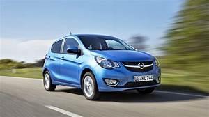 Avis Opel Karl : billig mikrobil til det modne danske marked ~ Gottalentnigeria.com Avis de Voitures