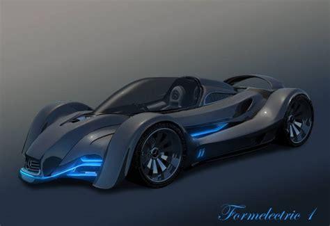 Amazing Futuristic Concept Cars 35