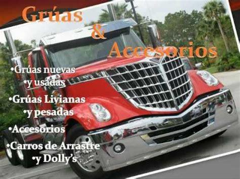 gruas y accesorios grua accesorios carros dolly s