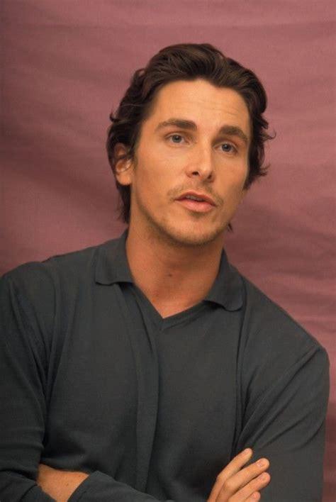 Christian Bale Handsome Men Pinterest