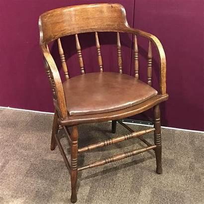 Chair Captains Chairs Antique Century 20th Antiques