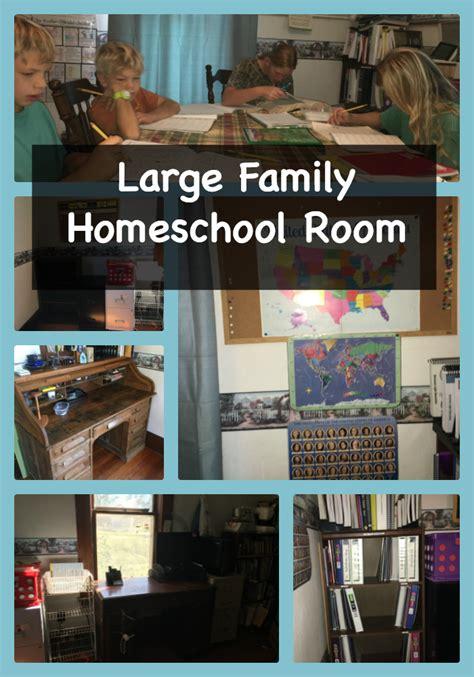 large family homeschool room peace creek   prairie