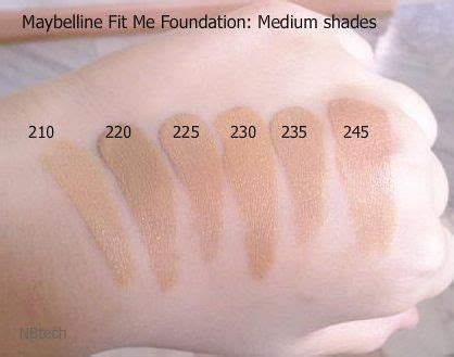 what hair color fits me maybelline fit me foundation renamed to fit me dewy