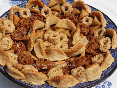 recette cuisine facile originale recettes de pâtisserie marocaine