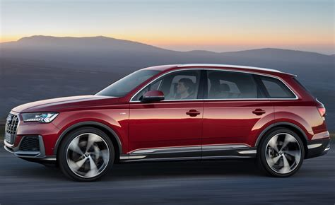 Audi Q7 Hd Picture by The New 2020 Audi Q7 Packs Visual And Technical Updates