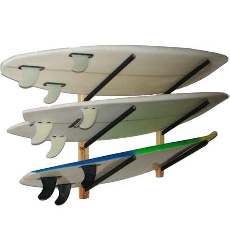 wall mounted surfboard rack angled surfboard wall rack in sports equipment organizers