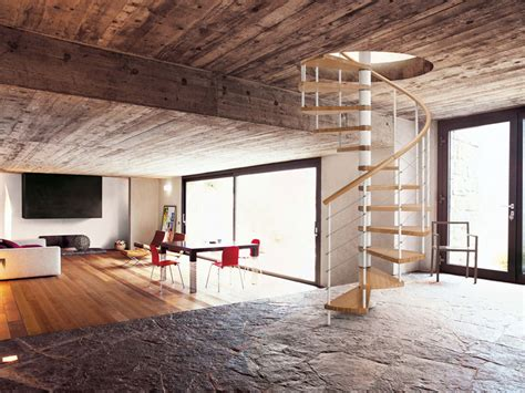Genius 010 Scala A Giorno By Fontanot Spa