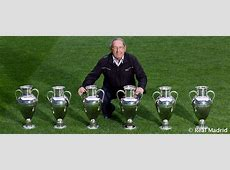 Gento turns 81yearsold Real Madrid CF
