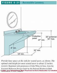 Accessible bath design accessible bathroom design for Handicap bathroom specs