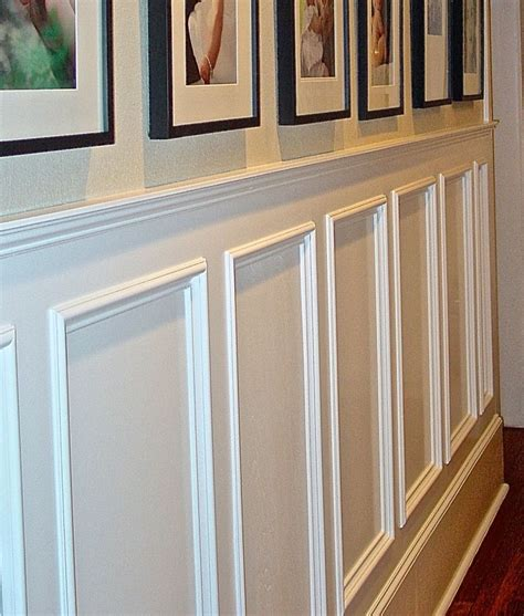 Panel Molding Wainscoting wainscot run some on your walls wilson interiors
