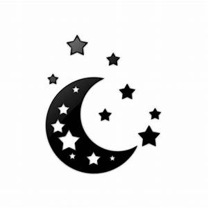 Moon And Stars Clip Art - ClipArt Best
