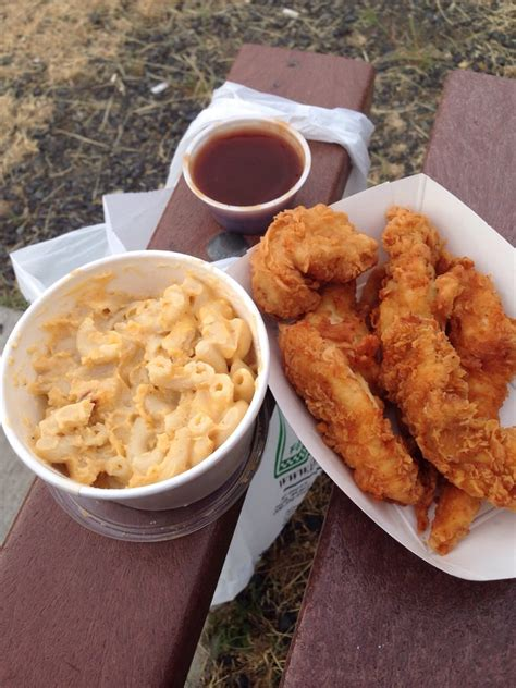 Chicken Strips And Mac And Cheese Picnic  Yelp