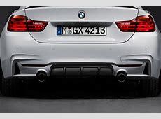 Exhaust Sound 2014 BMW 435i xDrive M Performance