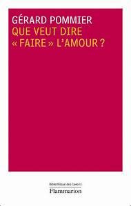 Que Veut Dire Vmc : que veut dire faire l amour monde en question ~ Dailycaller-alerts.com Idées de Décoration